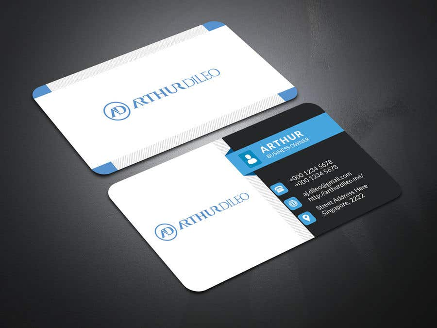 Entry 9 by emran7555 for design personal networking business cards contest entry 9 for design personal networking business cards reheart Images