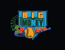 nº 94 pour Big Money Sports logo par joepic