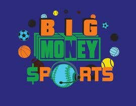 nº 106 pour Big Money Sports logo par joepic