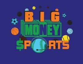 #106 для Big Money Sports logo от joepic