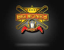 nº 101 pour Big Money Sports logo par saifsg420