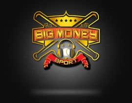 #101 для Big Money Sports logo от saifsg420