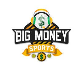 nº 118 pour Big Money Sports logo par Alwalii