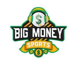 #119 для Big Money Sports logo от Alwalii