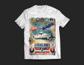 #47 untuk Event Tshirt: Boating, TOP GUN, Support Our troops oleh syedanooshxaidi9