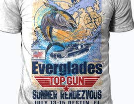 #12 untuk Event Tshirt: Boating, TOP GUN, Support Our troops oleh datbadi