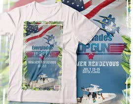 #11 untuk Event Tshirt: Boating, TOP GUN, Support Our troops oleh adingph