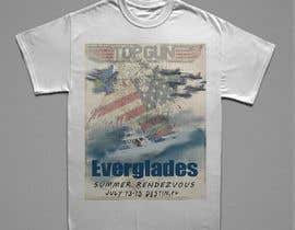 #41 untuk Event Tshirt: Boating, TOP GUN, Support Our troops oleh Hithrudealwis
