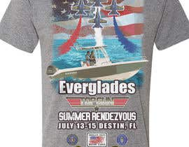 #40 untuk Event Tshirt: Boating, TOP GUN, Support Our troops oleh valmartin