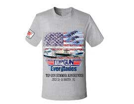 #42 untuk Event Tshirt: Boating, TOP GUN, Support Our troops oleh tinacardil18