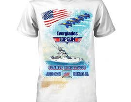 #5 untuk Event Tshirt: Boating, TOP GUN, Support Our troops oleh jjwebdesign