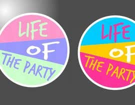 #5 for Fun Cute Childrens Party Pin/Button Design by ConceptGRAPHIC
