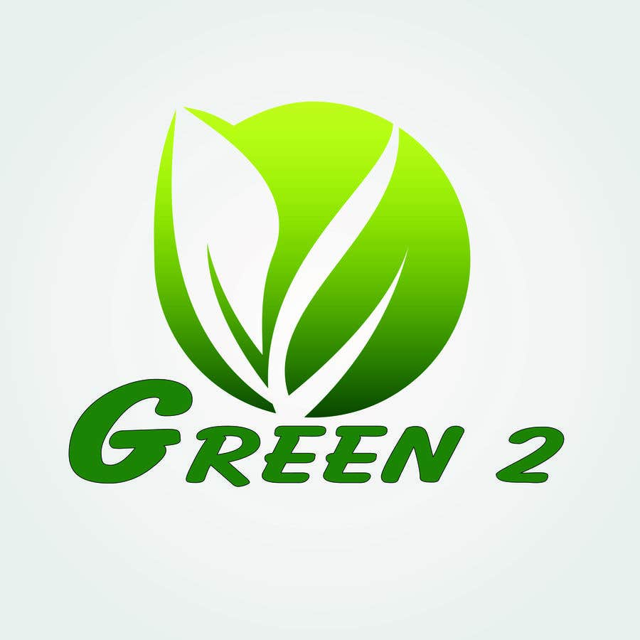 Entry 24 By Znyar For Logo For Company Designed Green Squared Like