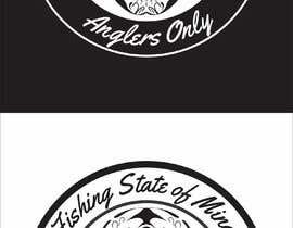 #17 para Design a skull/calavera fishing t-shirt por Sico66
