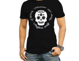 #35 for Design a skull/calavera fishing t-shirt by nagimuddin01981