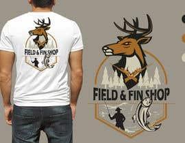Nro 25 kilpailuun Design T-Shirt käyttäjältä marijakalina