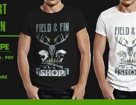 Nro 46 kilpailuun Design T-Shirt käyttäjältä FARUKTRB