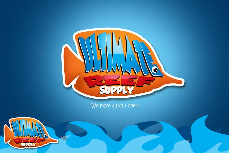 #36 for Logo Design for Ultimate Reef Supply by rogeliobello