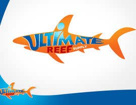 rogeliobello tarafından Logo Design for Ultimate Reef Supply için no 17