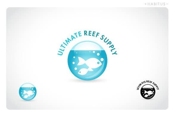 #62 for Logo Design for Ultimate Reef Supply by Habitus