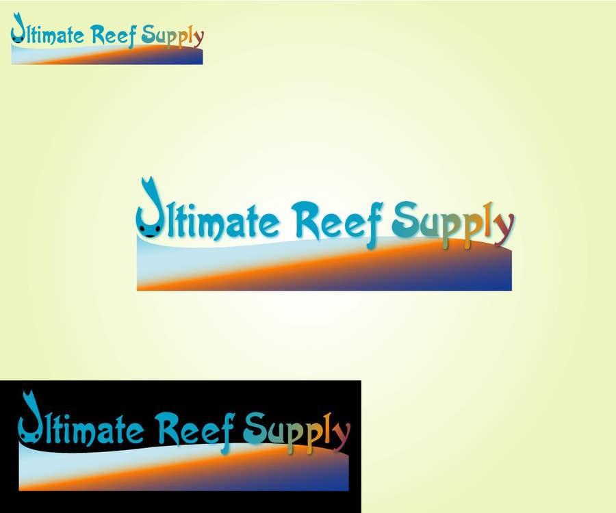 Konkurrenceindlæg #61 for Logo Design for Ultimate Reef Supply
