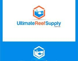 jummachangezi tarafından Logo Design for Ultimate Reef Supply için no 4