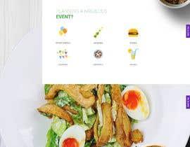 nº 14 pour Homemade FoodS Website par Dot09