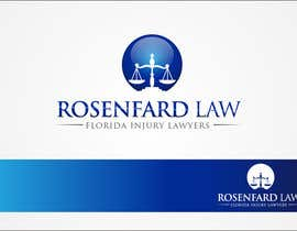 #298 cho Logo Design for Rosenfarb Law bởi SamirGajjar