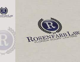 #101 para Logo Design for Rosenfarb Law por CIPRIAN1