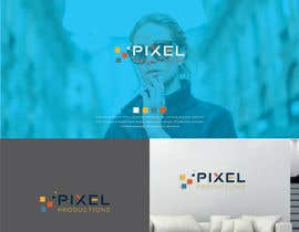 #9 for Design a Logo - Pixel Productions by Nawab266