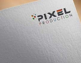 #154 for Design a Logo - Pixel Productions by mohiuddin610