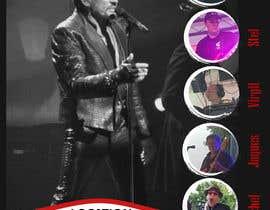 #4 untuk Poster for Rock Band oleh casandrazpran