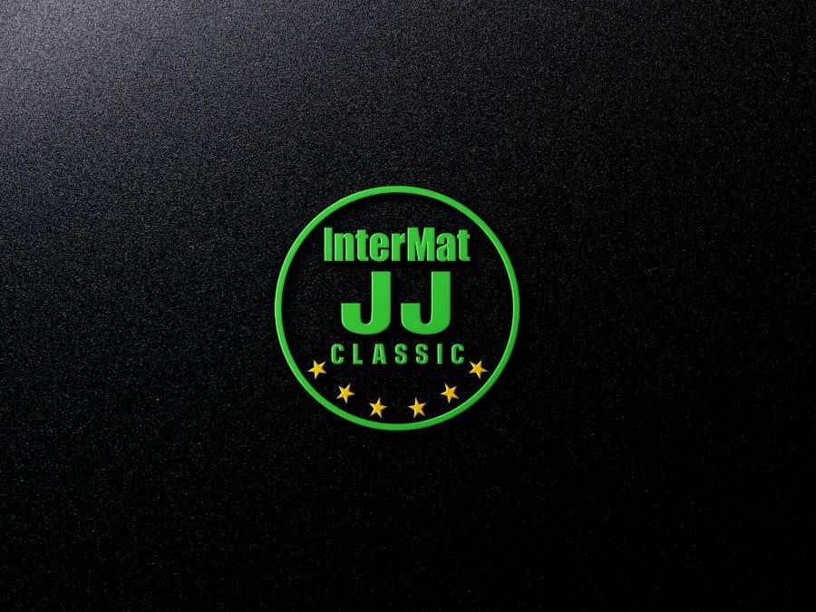 Participación en el concurso Nro.122 para InterMat JJ Classic Logo