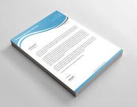 Nro 18 kilpailuun Design a professional letterhead käyttäjältä abdulmonayem85