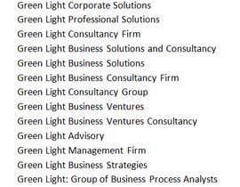#5 untuk Help create Business Consulting Company Name oleh frentzregencia