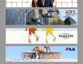 #57 untuk Brand banner pictures for e-commerce site oleh leandeganos