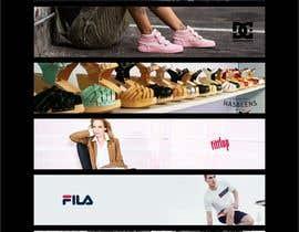 #62 untuk Brand banner pictures for e-commerce site oleh jamiu4luv