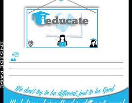 #28 for Design some greeting cards for ieducate af sashilk