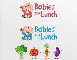 #19 untuk Brand identity, Babies who Lunch oleh ricardorezende90