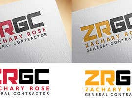 #35 , Logo for a general contractor 来自 Rommie001