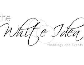 #436 για Logo Design for The White Idea - Wedding and Events από syazwind