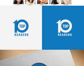 #78 untuk design a logo for TOP 10 READERS oleh xpertdesign786