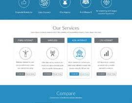 #15 para Design a Website Mockup de xprtdesigner