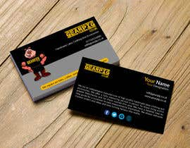 #126 para Design a 2 sided Business Card and design or edit business logo por mahbubbhms