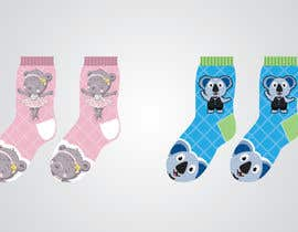 #9 για Design Koala baby Socks *READ INSTRUCTIONS CAREFULLY* από sunilpeter92