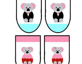 #10 για Design Koala baby Socks *READ INSTRUCTIONS CAREFULLY* από ismirizkii