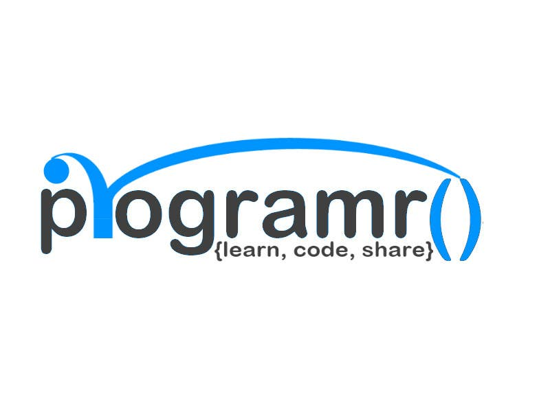 #311 for Logo Design for Programr by sushil69