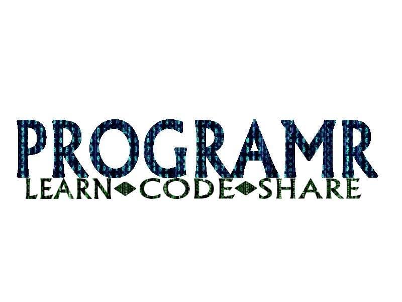 Penyertaan Peraduan #271 untuk Logo Design for Programr