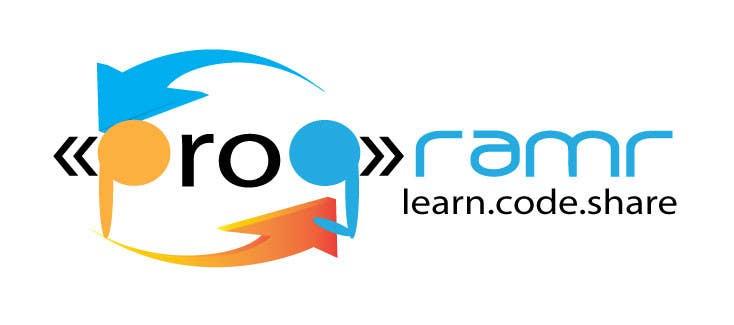 #317 for Logo Design for Programr by rohitraj35