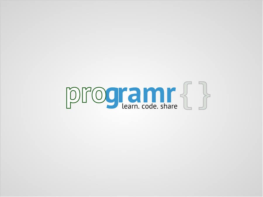 #333 for Logo Design for Programr by KatonaCreative